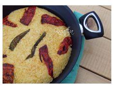 #kreattiva: #frittata di #riso e peperoni friarielli