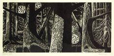Lynd Ward, Wood Engraving