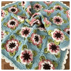 Painted Roses pattern by Cherry Heart