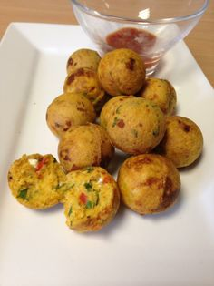 Chilli Cheese Bites RECIPE made in the Gourmet Gadgetry Cake Pop Maker