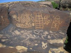 The Anasazi Valley Preserve is located off of Old Hwy 91, 15 min West of St. George Utah, just before Kayenta Pkwy. There are amazing hikes to explore and hundreds of Native American petroglyphs to discover along with beautiful views of the valley and the Santa Clara River.