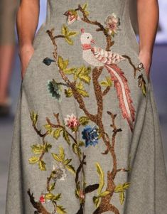 patternprints journal: PATTERNS, PRINTS, TEXTURES AND SURFACES INTO F/W 2016/17 FASHION COLLECTIONS / MILANO 1 - Alberta Ferretti