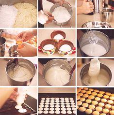Macarons - paso a paso