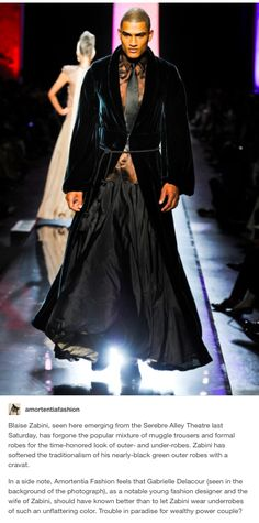 wizard fashion