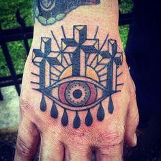 fuckyeahhandtattoos:    Jonas Gbg Classic Tattooing