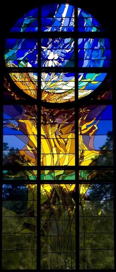 Stained Glass Imagery :: St. Anthony of Padua Catholic Church (The Woodlands, TX)