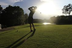 Golf photography - sports