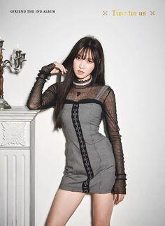 K-Pop Babe Pics – Photos of every single female singer in Korean Pop Music (K-Pop) Gfriend Album, Gfriend Yuju, Gfriend Sowon, Kpop Girl Groups, Korean Girl Groups, Kpop Girls, G Friend, Korean Music, Girl Bands
