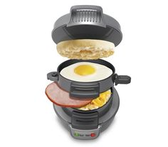 Make Fast Food At Home with the Breakfast Sandwich Maker #IncredibleThings
