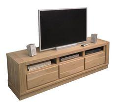 Meuble TV La Maison de Valerie promo meubles tv pas cher, achet Meuble TV Olympe Chêne prix promo La Maison de Valerie 439.99 € TTC au lieu de 549.99 €