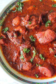 Punjabi Butter Chicken / Butter Chicken Masala (Restaurant-Style) / Chicken 'Makhani' / 'Murgh-Makhani'