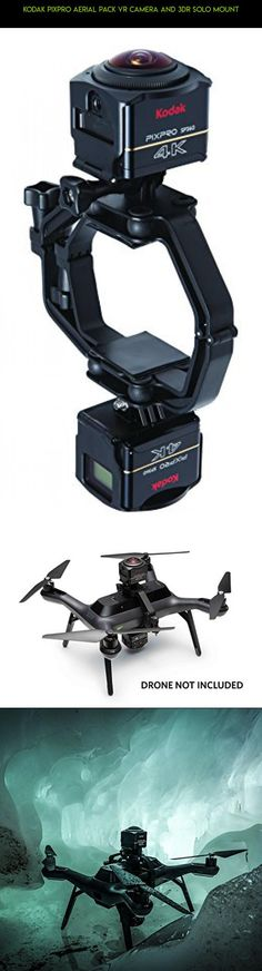 Kodak PIXPRO Aerial Pack VR Camera and 3DR SOLO Mount #products #camera #tech #technology #drone #kit #shopping #racing #fpv #gadgets #3dr #parts #camera #plans