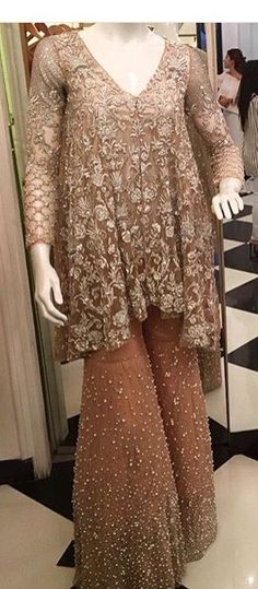 Latest Peplum Tops Designs And Short Frocks Collection Pakistani Wedding Dresses, Pakistani Outfits, Indian Dresses, Indian Outfits, Bridal Outfits, Bridal Dresses, Party Dresses, Formal Dresses, Pakistan Bridal