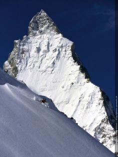 Mattias Fredrikson Matterhorn Zermatt Switzerland CHG
