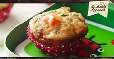 Make your typical muffin into a ketogenic muffin recipe instead by using savory ingredients with  this chicken and veggie muffins recipe.