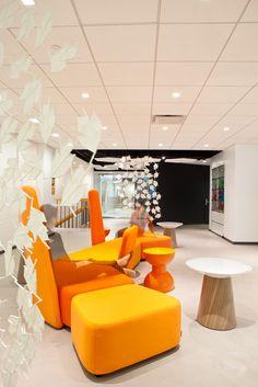 Sesame Workshop | HLW #commercial office