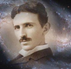nikola tesla and spaceship | Inventor Nikola Tesla
