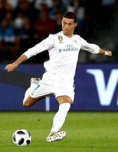 Cristiano Ronaldo in finals for Real Madrid:  3 goals in 3 Champions League finals  4 goals in 3 FIFA Club World Cup finals  2 goals in 2 Copa del Rey finals  4 goals in 5 Supercopa de España games  2 goals in 2 UEFA Super Cup finals  15 goals in 14 games