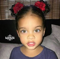 Isabella - 2 Years • Puerto Rican & African American ❤