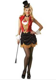Nouveau Adulte Femmes Sexy Halloween Partie Cirque Tamer Costumes Outfit  Fantaisie Magicien Cosplay Robes