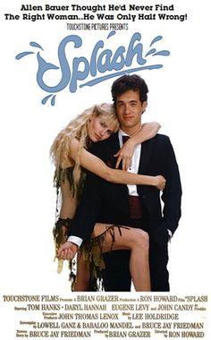 Splash (1984) - Tom Hanks, Daryl Hannah, Eugene Levy, John Candy