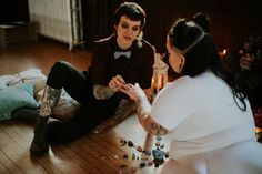 Incorporate unique details into your wedding to make it your own. Together Events can help you with planning, styling, vendor selection, and more. Grunge Wedding, Wedding Events, Wedding Ceremony, Patriarchy, Event Planning, Wedding Planner, Celestial, How To Plan, Celebrities