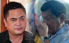 He can't stop being emotional while reading the speech of the 16th president of the Philippines Rodrigo Roa Duterte for his first State of the Nation Address (Sona) on Monday. Secretary Martin Andanar admitted that the speech was very beautiful to read.