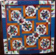 Do you love the look of quilts made from many different fabrics?  I do!  If you're looking for free scrappy quilt patterns here are twenty...