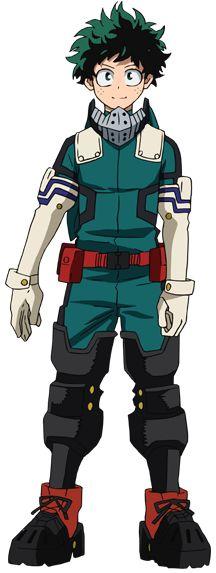 My hero academia - izuku midoriya / characters - tv tropes My Hero Academia Memes, Hero Academia Characters, My Hero Academia Manga, Boku No Hero Academia, Anime Characters, Tsuyu Asui, Raiden Mortal Kombat, Deku Cosplay, Heroes Wiki