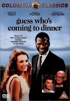 Guess Who's Coming to Dinner (1967) I'm so glad my mother made me watch this when she told me to because after seeing it, I was amazed on what it was about. It's amazing because it's about a daughter marries a black man and her parents are horrified by this big surprise. Watch this!!