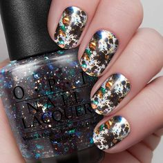OPI Comet in the Sky, Gwen Stefani Collection
