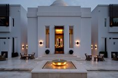 The Club Lounge - The Terrace, The Chedi Muscat, North Ghubra 232, Way No. 3215, Street No. 46, Muscat, Sultanate of Oman