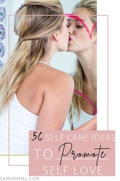 I definitely know a thing or two about the importance of self-care. We've all been stressed out before, unhappy, and most of all exhausted from what we call LIFE. Let me inspire you with 50 ideas to get you back on your feet again. #selfcare #selflove #advice #ideas #tips