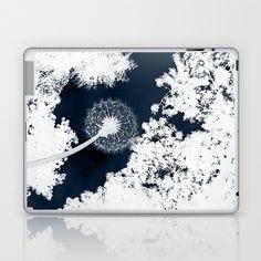 Diente de León Laptop & iPad Skin by David Hernández-Palmar - $25.00