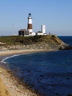 Montauk Point Lighthouse,Montauk Long Island, New York State