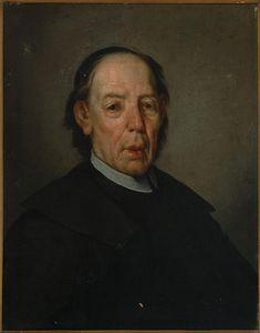 Pietro Ligari: Ritratto dell'Abate Francesco Mottalini. Milano, Pinacoteca di Brera. Milano