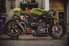 Clean Custom Rides! The Ducati 848 Evo By NCT Motorcycles