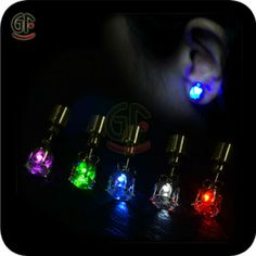LED Stud Earrings, View LED Stud Earrings, GF Product Details from Shenzhen Great-Favonian Electronics Co., Ltd. on Alibaba.com