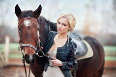 Girl by Olga Sergievskaya on 500px