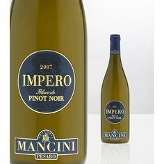 FATTORIA MANCINI Impero Blanc De Pinot Noir 2008 - Le Marche