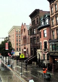 Harlem Lenox Ave between 121 and 122 Streets