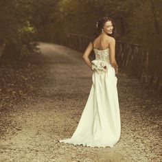 Bridal coture by Alessio Cristalli flowers details....
