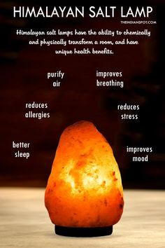 Do Salt Lamps Work Classy Love My Lamp Earthbound Sells Them At Reasonable Prices Just Got