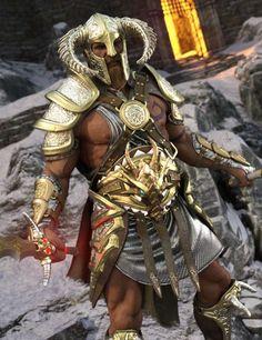 Dragonsbane Barbarian Clothing Textures | 3D Clothing for DazStudio