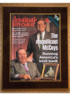 The Real McCoy - Lifestyle - Columbus Monthly - Columbus, OH Best Bank, Public, America, Lifestyle, Usa