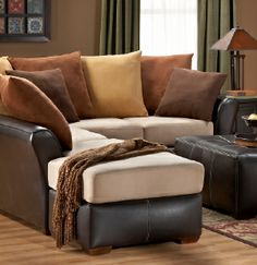 Family Room On Pinterest Living Room Furniture White Leather Sectionals And Leather Sofas