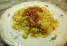 Klasszikus császármorzsa Hoe, Sweet Desserts, Lunch Recipes, Oatmeal, Grains, Recipies, Breakfast, Kitchen, The Oatmeal