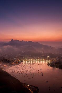 sundxwn:  RIO by Nightby TERRA