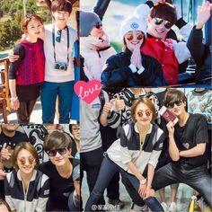 Yang Wei, Yang Yang Actor, Wei Wei, Yang Yang Zheng Shuang, Por Tras Das Cameras, Chines Drama, Korean Actors, Korean Drama, Cute Couples