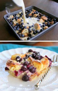 Endlich das perfekte Frühstück! 12 einfache Rezepte für deinen Festschmaus am Morgen | unfassbar.es